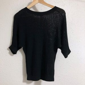 MOSSIMO | Knit Black Sweater